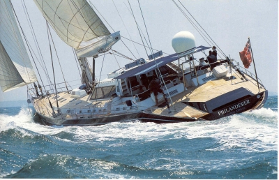 Concorde Yachts <strong>Philanderer</strong> (Sailing Yacht)