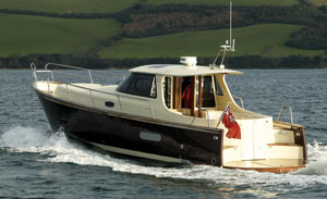Cornish Diva 36 (Power Boat)
