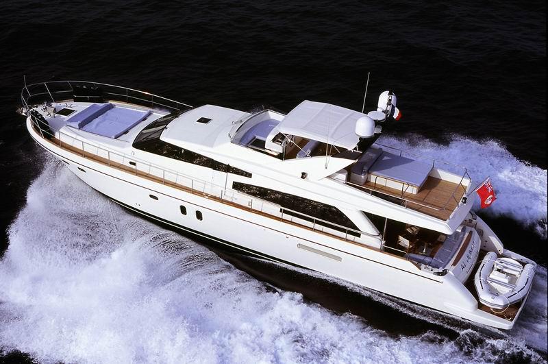 Couach 2200 Fly (Motor Yacht)