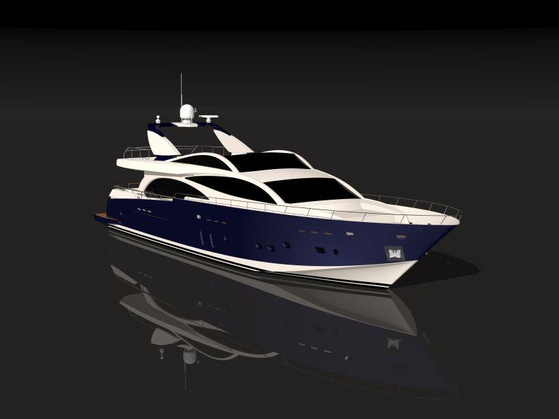 Couach 2600 Fly (Motor Yacht)