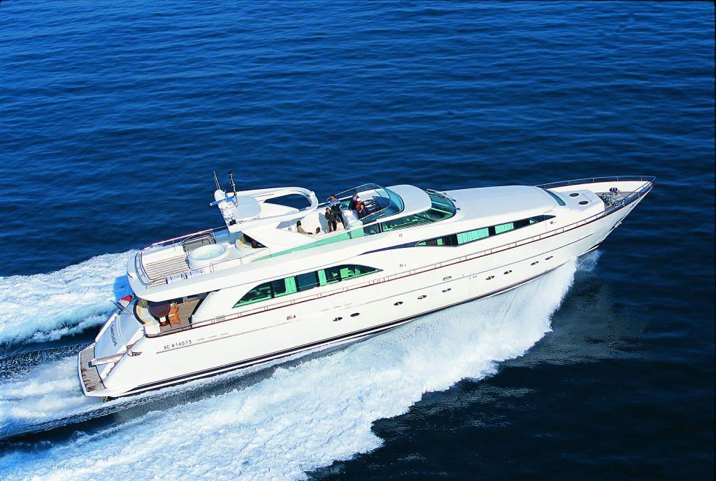 Couach 3000 Fly (Motor Yacht)