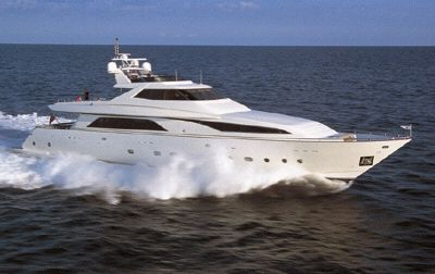 Couach 3600 <strong>Sheleila</strong> (Motor Yacht)