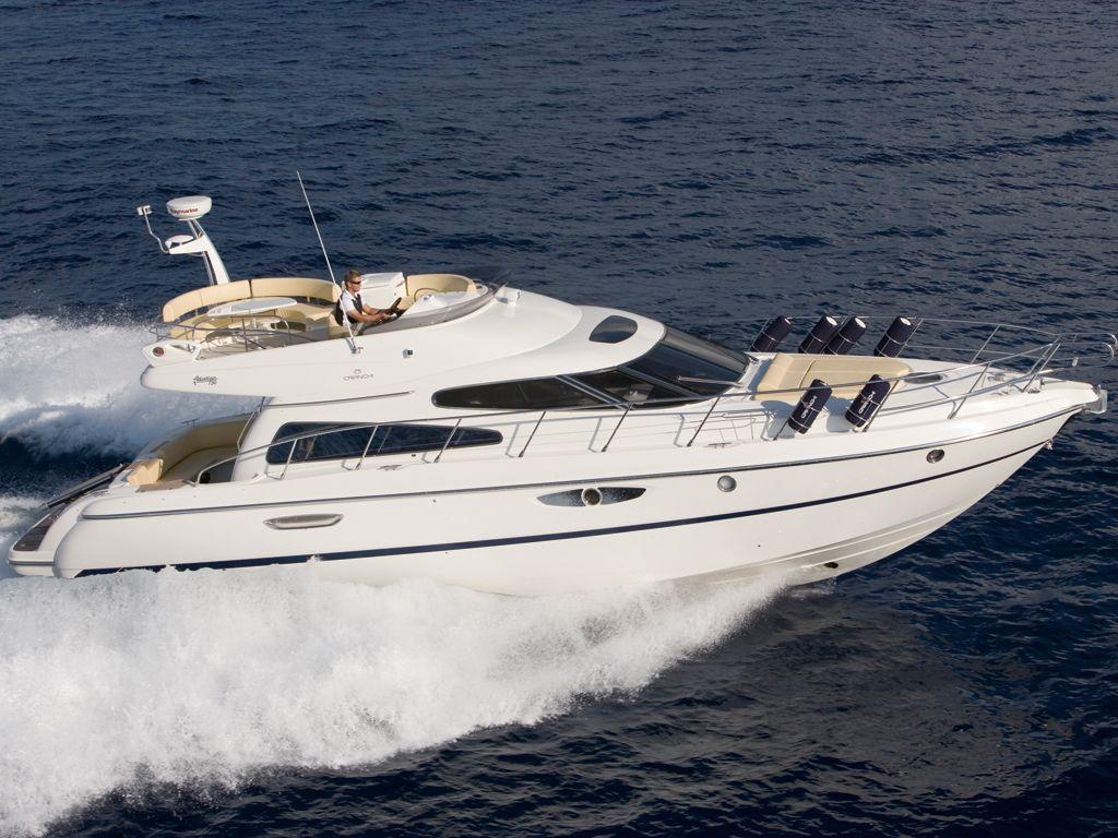 Cranchi Atlantique 50 (Fly / Motor Yacht)