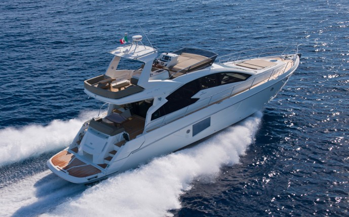 Cranchi Fifty8 Fly Yacht Class (Fly / Motor Yacht)