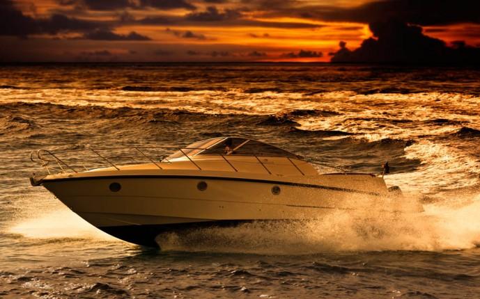 Cranchi Panama 32 (Day cruiser)