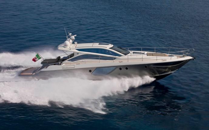 Cranchi Sixty4 HT Yacht Class (Motor Yacht)