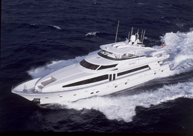 Crescent Custom Yachts <strong>Baroness</strong> (Fly / Motor Yacht)