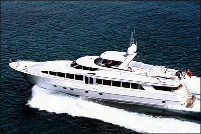 Crescent Custom Yachts <strong>Centinella III</strong> (Motor Yacht)