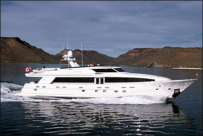 Crescent Custom Yachts <strong>Crescent Lady</strong> (Motor Yacht)