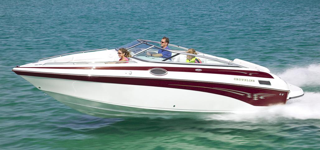 Crownline 236 LS (Day cruiser)