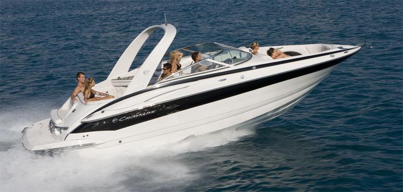 Crownline 300 LS (Day cruiser)
