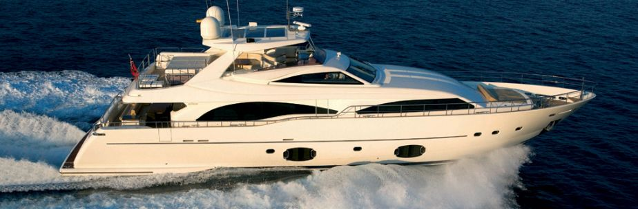 Custom Line 97 (Motor Yacht)