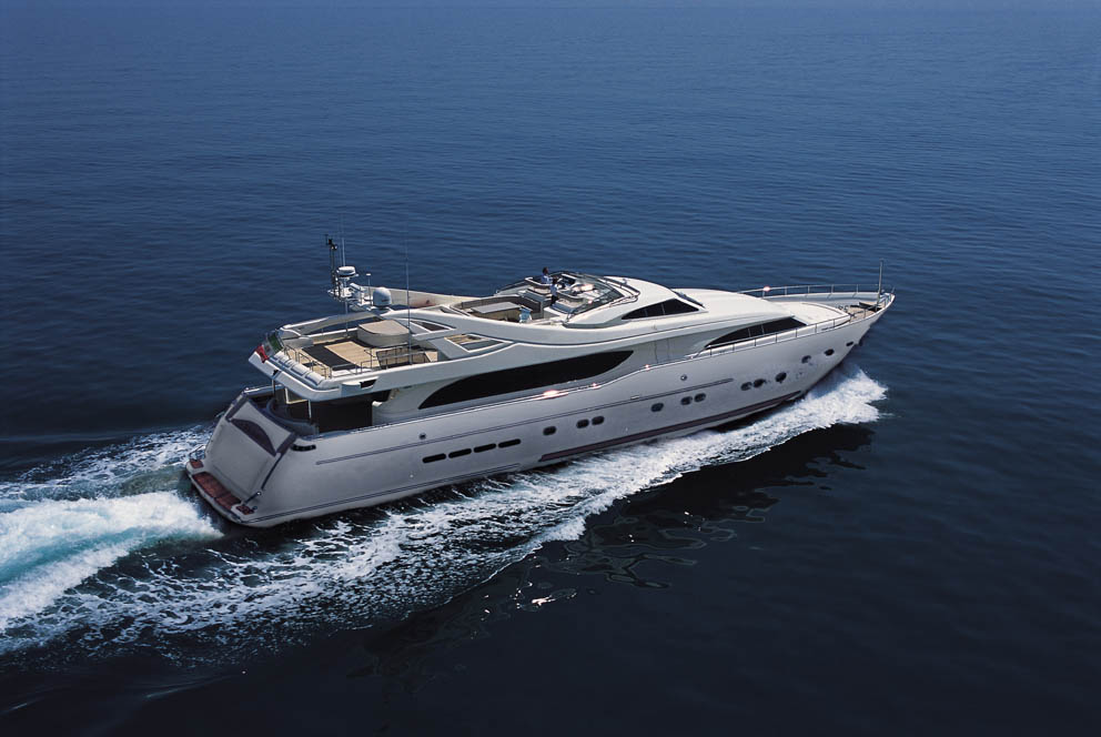 Custom Line 112 <strong>Blue Diamond</strong> (Motor Yacht)