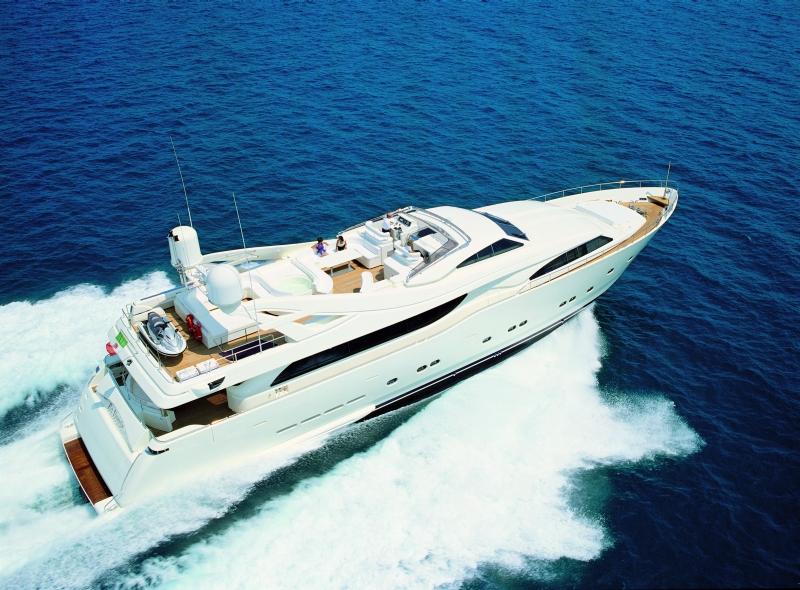 Custom Line 112 <strong>Bo Veerle</strong> (Motor Yacht)