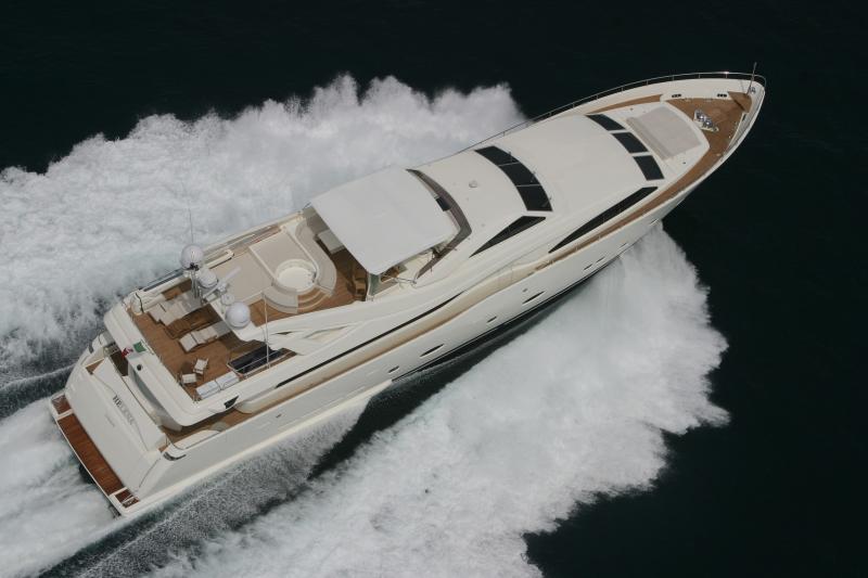 Custom Line 112 <strong>Helena</strong> (Motor Yacht)