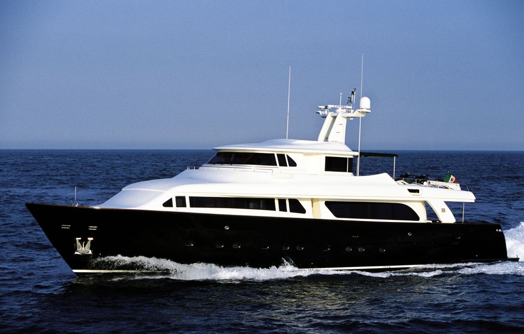 Custom Line Navetta 30 <strong>L&L</strong> (Motor Yacht)