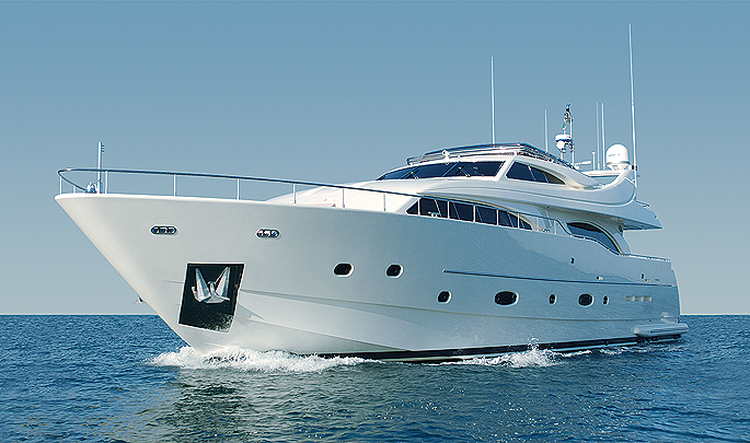 Custom Line 94 <strong>Liquidity</strong> (Motor Yacht)
