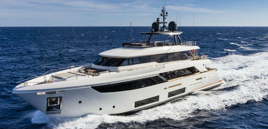 Custom Line Navetta 33 New (Motor Yacht)