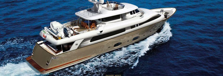 Custom Line Navetta 33 (Motor Yacht)