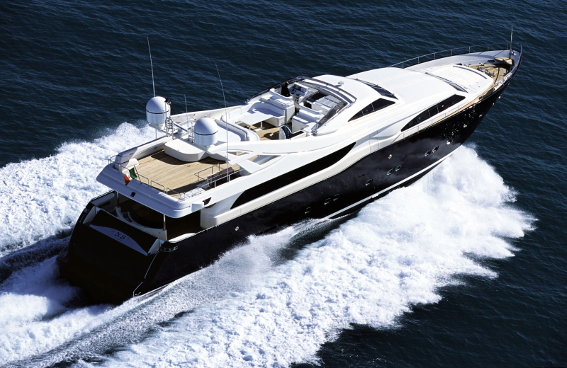 Custom Line 128 <strong>XS of London</strong> (Motor Yacht)