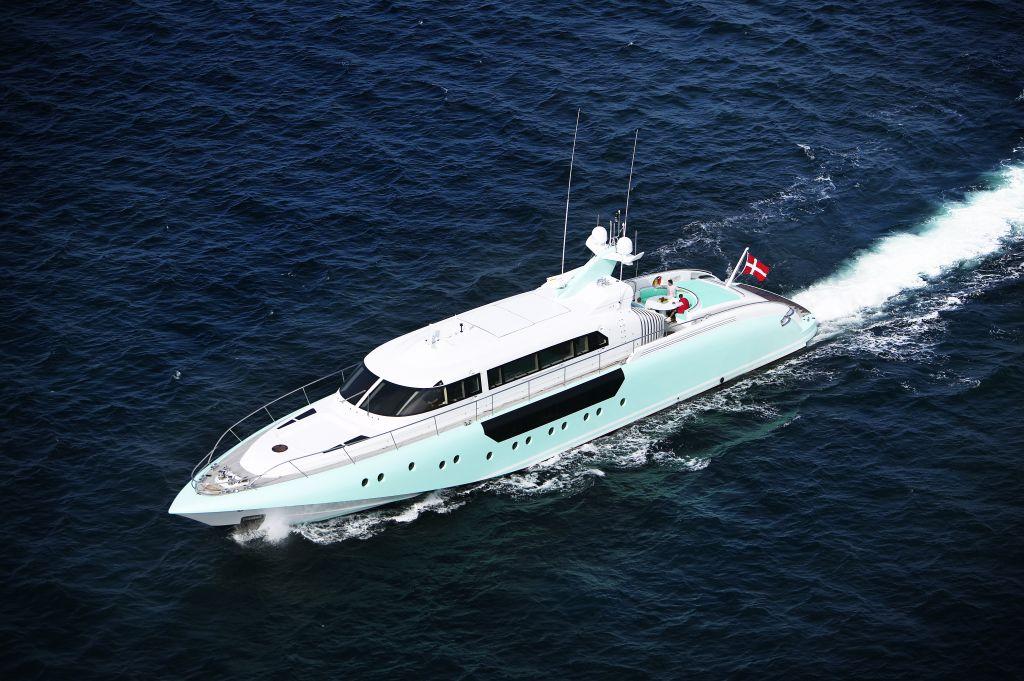Danish Yacht <strong>Moon Goddess</strong> (Motor Yacht)