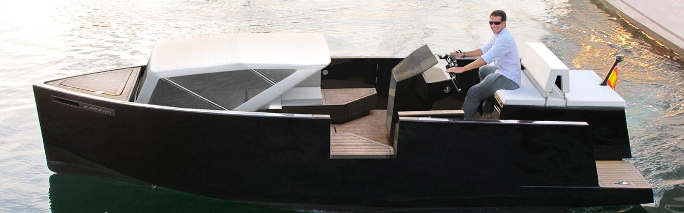 De Antonio Yachts D23 Tender (Pêche Promenade)