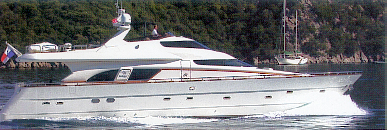De Birs 80 RPH LX (Fly / Motor Yacht)