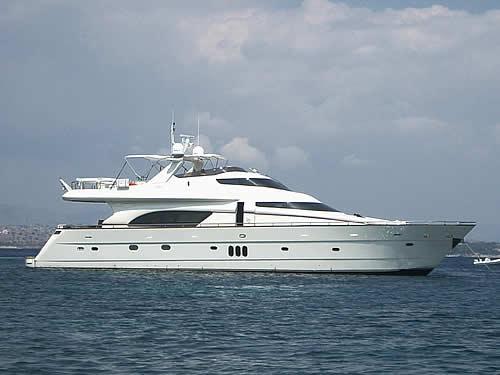 De Birs 82 RPH LX (Fly / Motor Yacht)