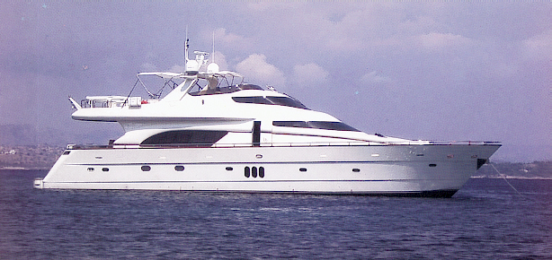 De Birs 85 RPH LX (Fly / Motor Yacht)