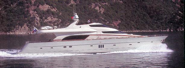 De Birs 86 RPH SD (Fly / Motor Yacht)