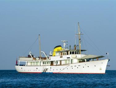De Vries Lentsch <strong>Istros</strong> (Motor Yacht)