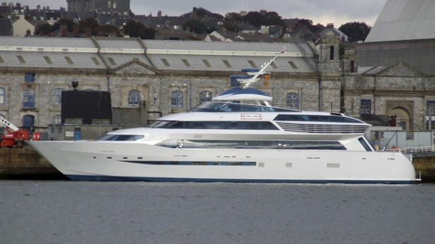 Devonport Yachts <strong>Alamshar</strong> (Motor Yacht)