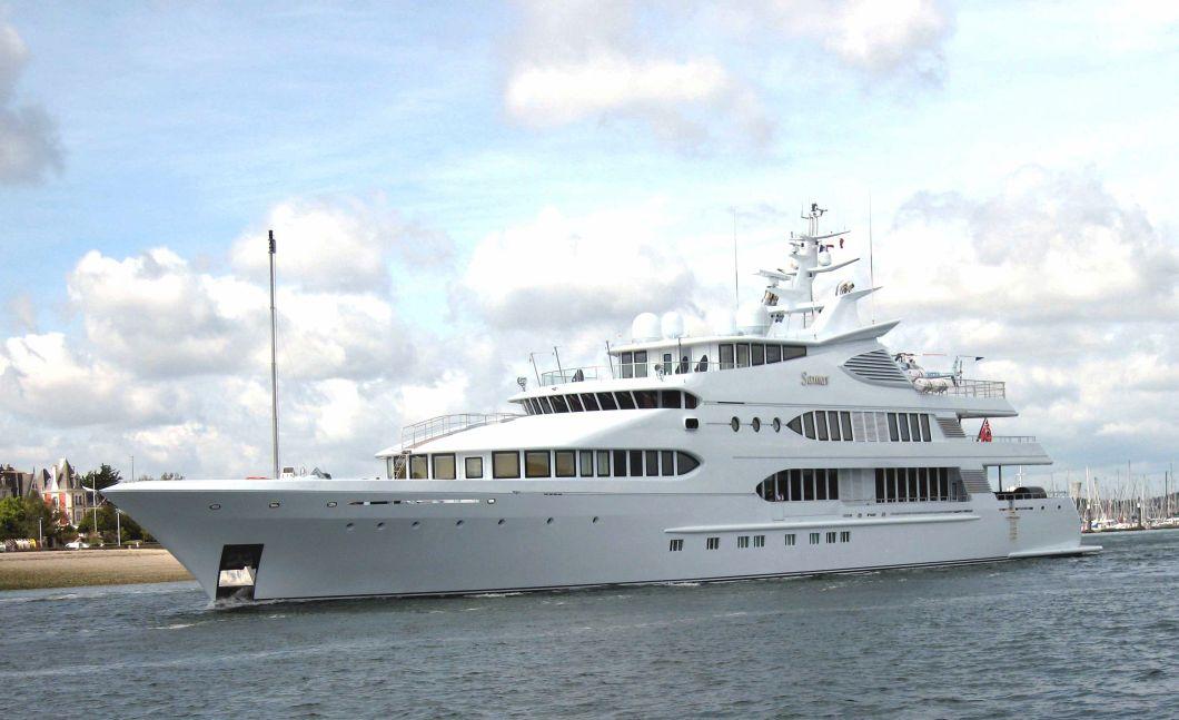 Devonport Yachts <strong>Samar</strong> (Motor Yacht)