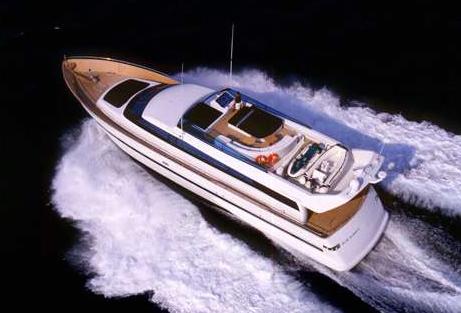 Diano 22 S (Motor Yacht)