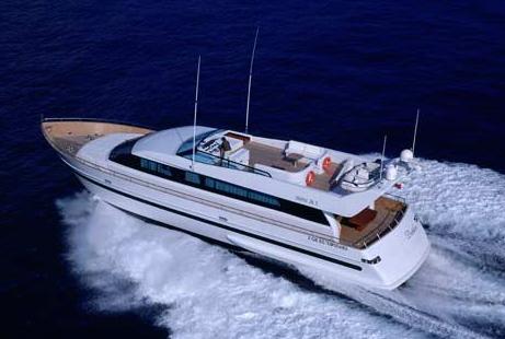 Diano 26 M (Motor Yacht)