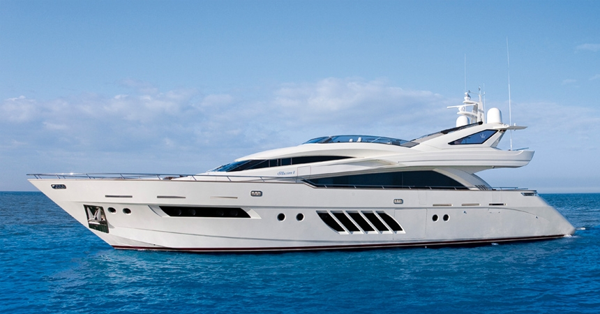 Dominator 29M (Fly / Motor Yacht)