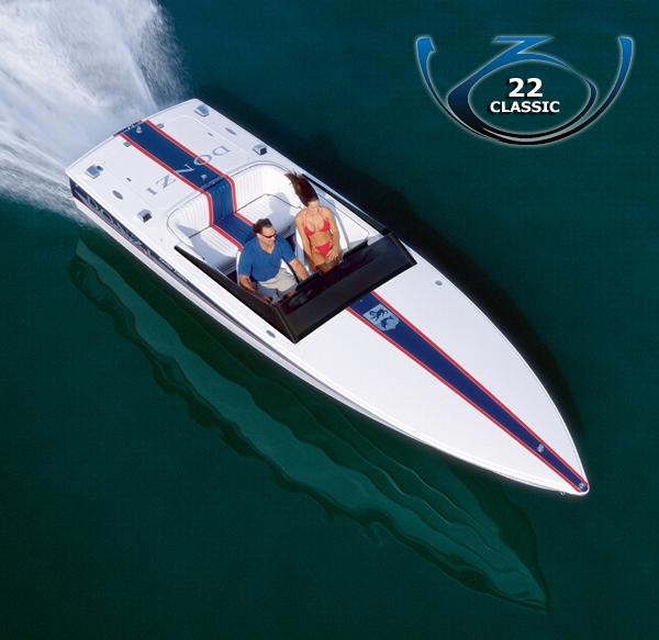 Donzi 22 Classic (Pêche Promenade)