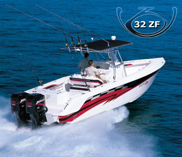Donzi 32 ZF (Fisher)