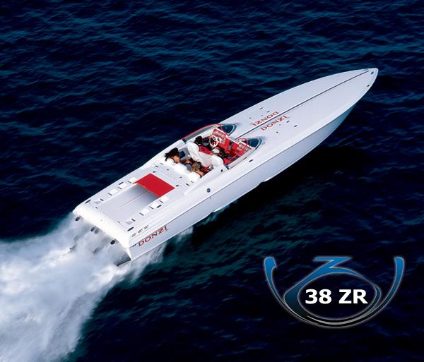Donzi 38 ZR (Sport)