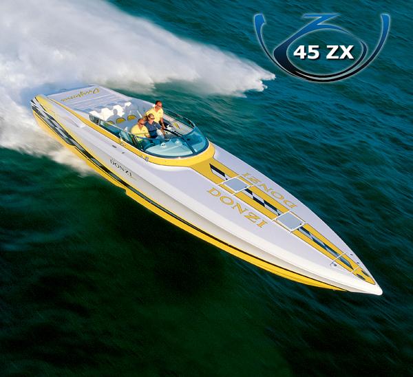 Donzi 45 ZX (Sport)