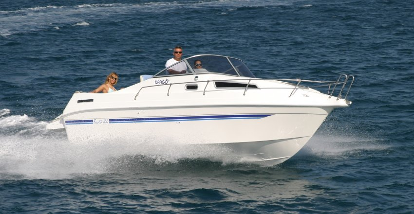 Drago Boats Fiesta 22 (Day Open)