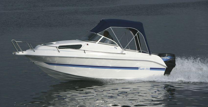 Drago Boats Fiesta 550 (Day Open)