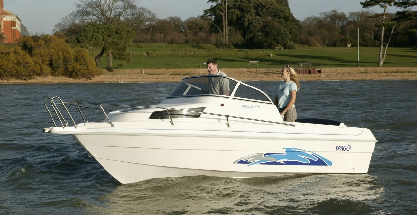 Drago Boats Sorocos 570 (Day Open)