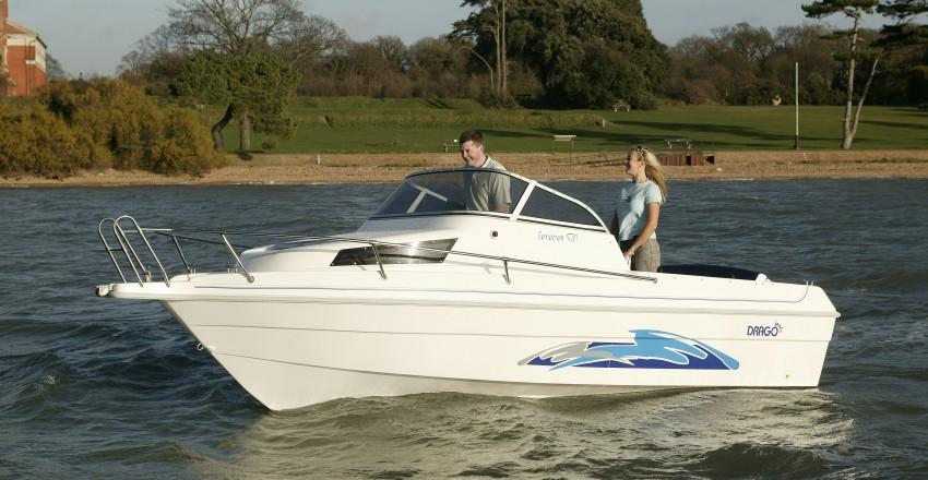 Drago Boats Sorocos 570 (Pêche Promenade)