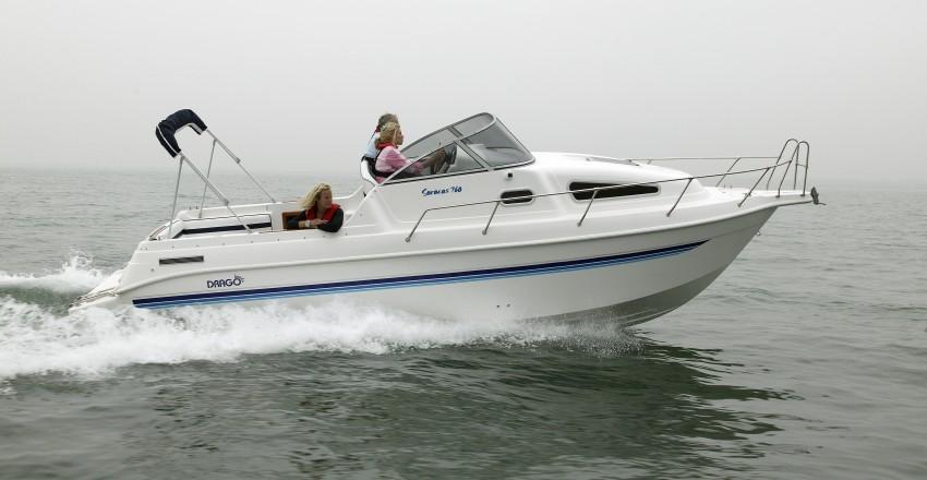 Drago Boats Sorocos 760 (Day cruiser)