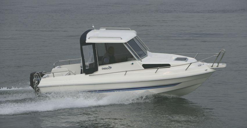 Drago Boats Sunday Fishing (Fisher)