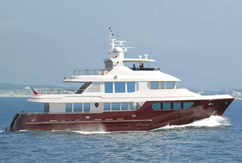 Drettmann Bandido 90 (Motor Yacht)