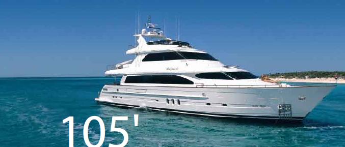 Drettmann Premier 105 (Fly / Motor Yacht)