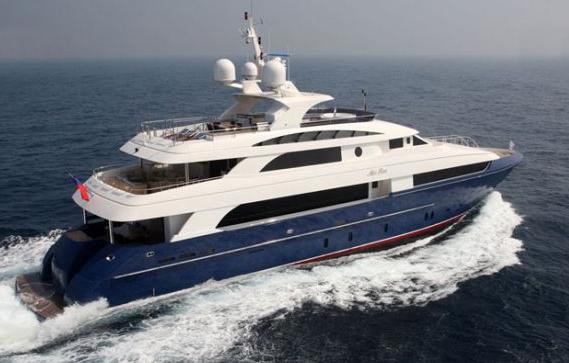 Drettmann Premier 130 (Motor Yacht)