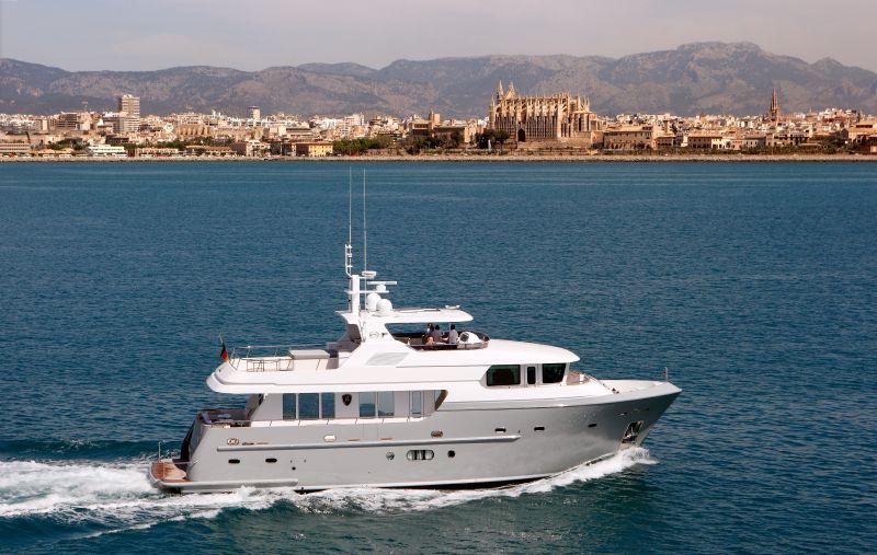 Drettmann Bandido 75 (Motor Yacht)